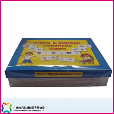 box for word cards
