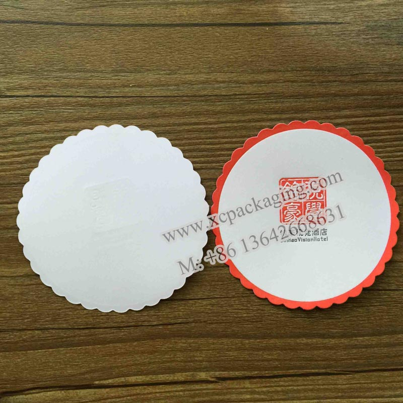 Customize Absorbent Coasters